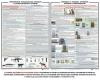 """Плакат """"Применение специальных средств и огнестрельного оружия. Порядок и правила хранения оружия и боеприпасов"""" (комплект из 2)"""